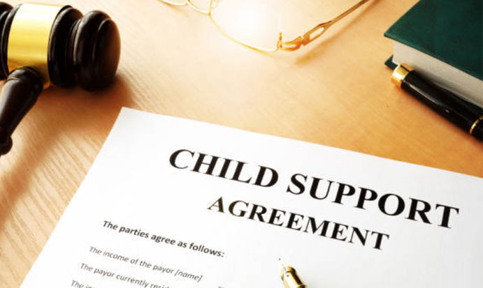 arizona child support agreement