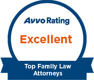 avvo top family lawyer award