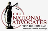 the national advocates top 40 reward